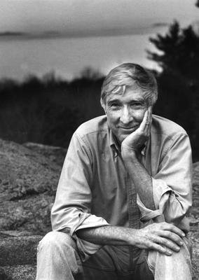 Artists in Later Life, Part 2: Updike Inspired, Too