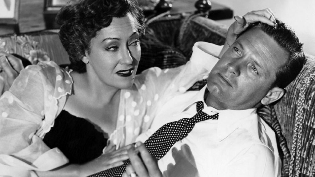 William Holden & Gloria Swanson
